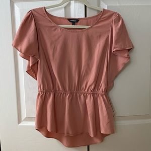 Express *WORN ONCE* Copper Top